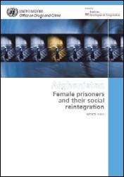 Afghanistan: Female prisoners and their social reintegration