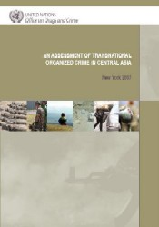 An assessment of transnational organized crime in Central Asia