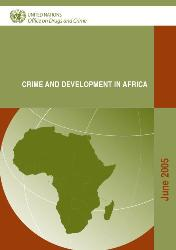 Crime and development in Africa