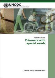 Handbook on prisoners with special needs