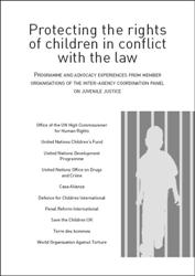 Protecting the Rights of Children in Conflict with the Law
