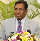 Photo: UNODC: Vice President of the Republic of Maldives, Dr Mohamed Waheed