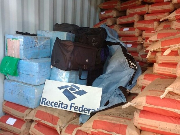 Customs and PF seize more than 500 kg of cocaine in the Port
