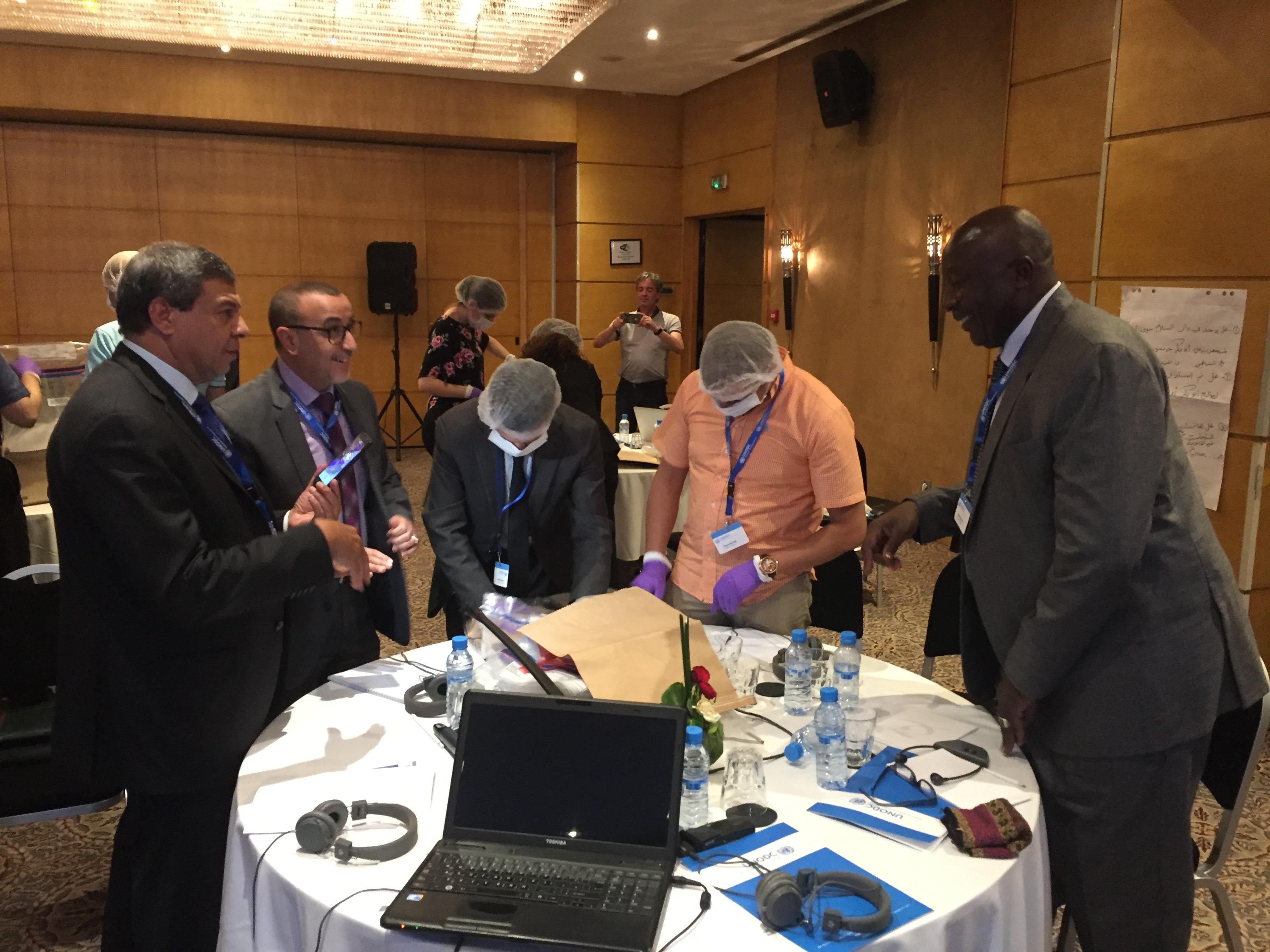 Morocco: Collaboration and Partnership between international