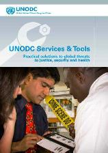 UNODC provides technical services and tools to countries of the region