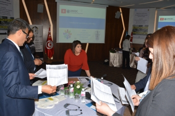 Tunisia Strengthening Crime Scene Investigation And Forensic Chain Of Custody