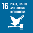 Sustainable Development Goals 16