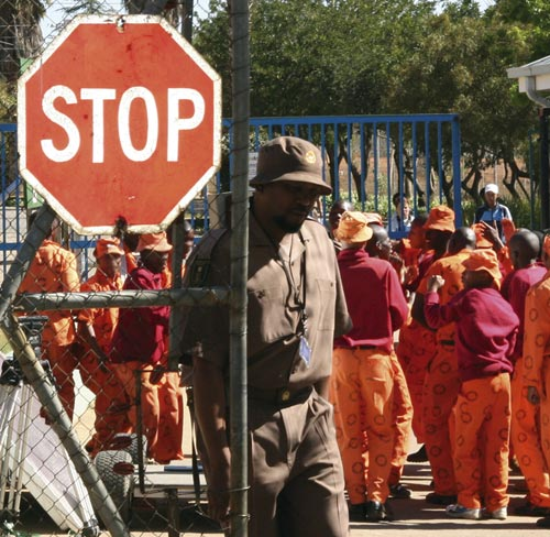 hiv and aids in prisons Foreign governments and international health organizations have long recognized the need to use the same aids prevention programs within the prisons as on.