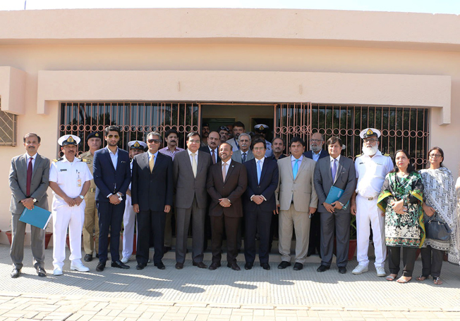 Inauguration of a new multi-agency initiative to enhance air