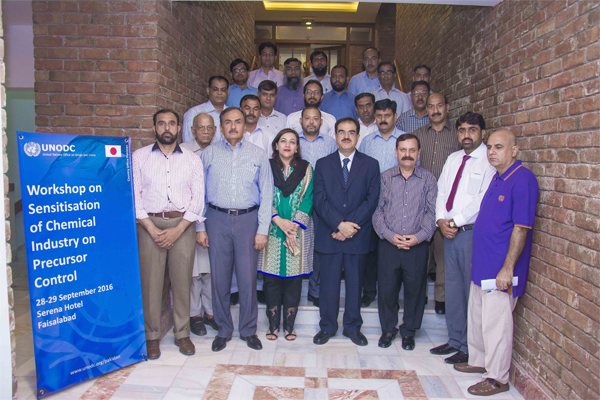 Chemical and Pharmaceutical Industries Sensitized!