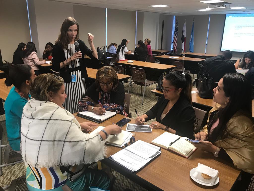 UNODC Strengthen Capacities to Protect Children Online in Panama