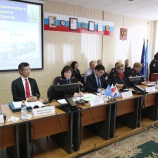 "Closing ceremony of the second training course of the UNODC project ""Improving the capacity of the national police of Afghanistan and of Central Asian countries to tackle drug trafficking"""