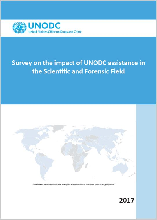 Survey on impact of UNODC assistance 2017