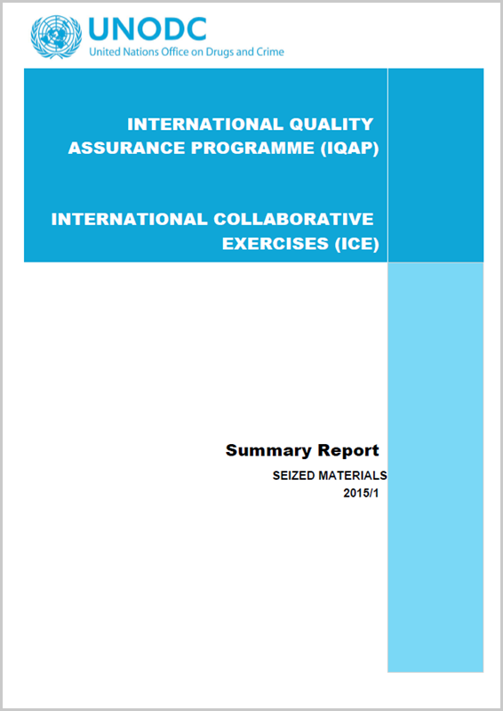 International-collaborative-exercises-ice-2015-round-1-summary-report---seized-materials