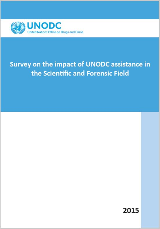 survey on impact of UNODC assistance-2015