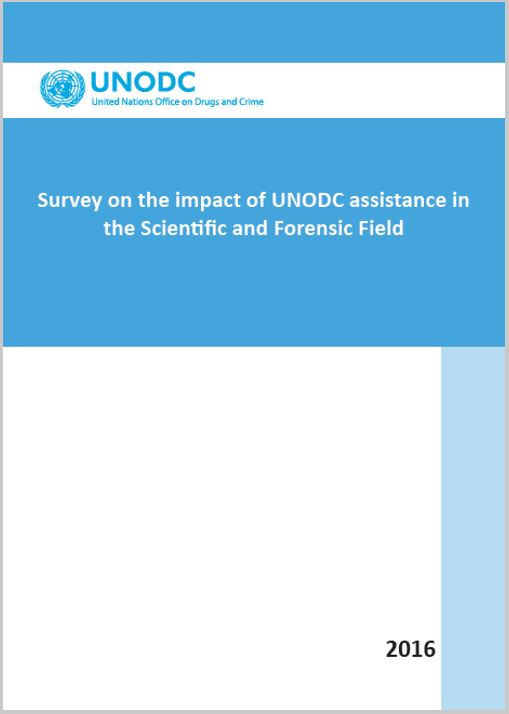 Survey on impact of UNODC assistance 2016