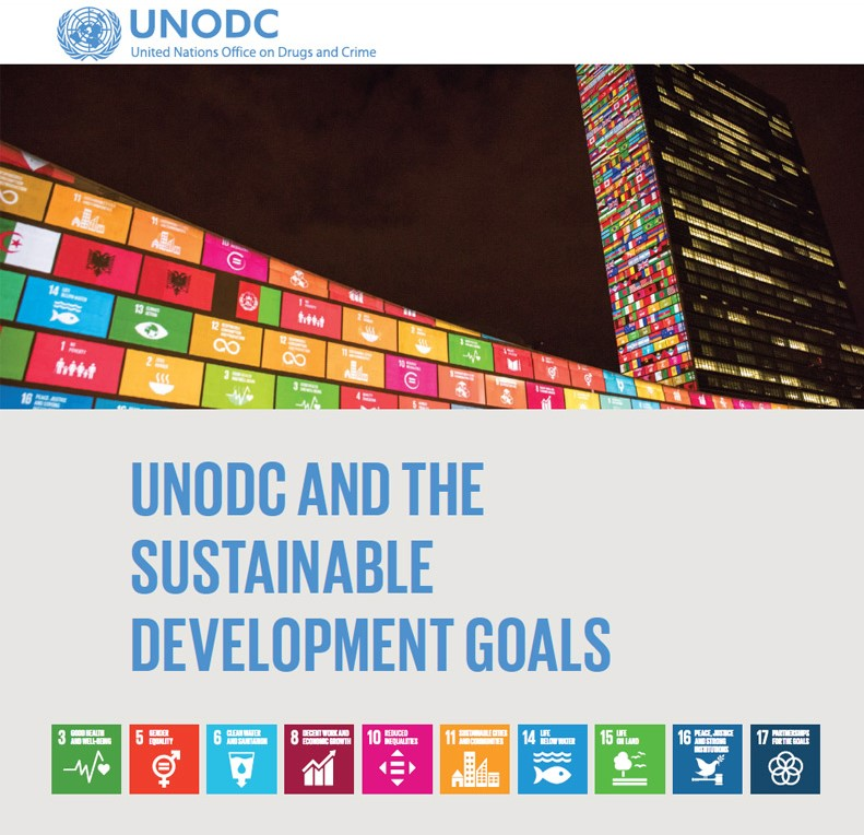 Brochure Download: UNODC and the SDGs