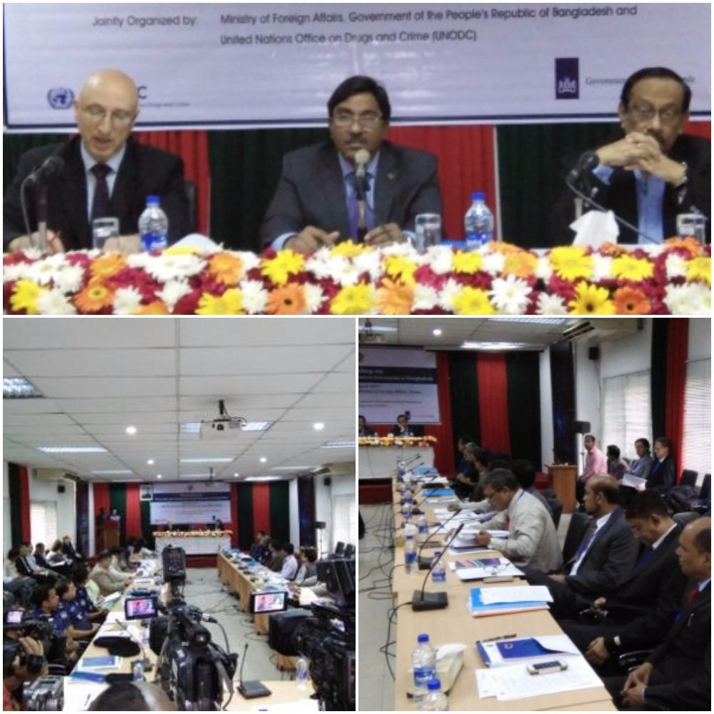 Bangladesh: National Workshop boosts dialogue on combatting
