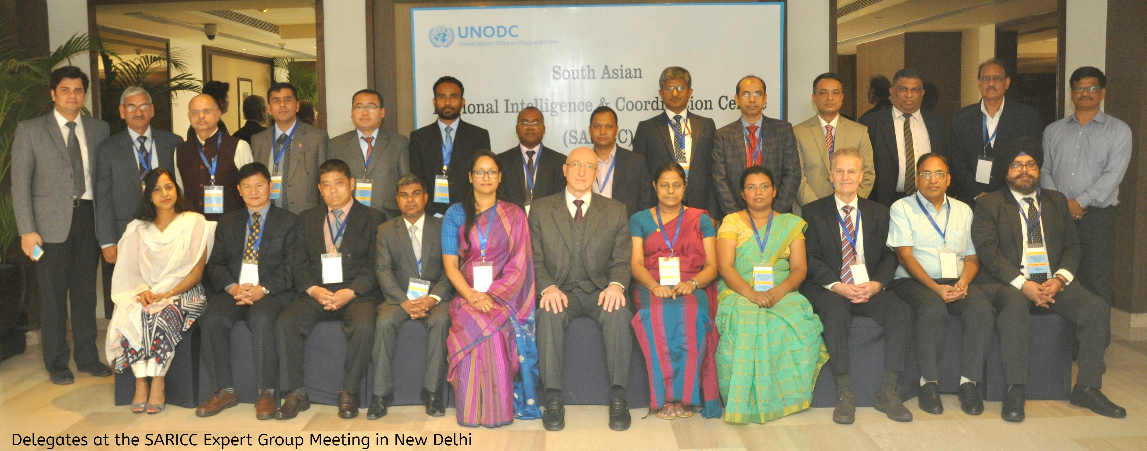 India: South Asian officials and experts extend support to