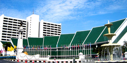 United Nations Building, Bangkok, Thailand