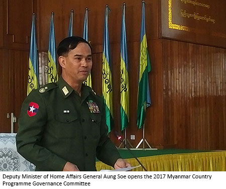Will change asian cooperation in myanmar regional sorry