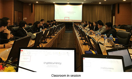 Is cryptocurrency legal in thailand