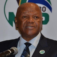 Jeffrey Thamsanqa Radebe, Minister in the Presidency and the Head of Anti-Corruption Task Inter-Ministerial Committee