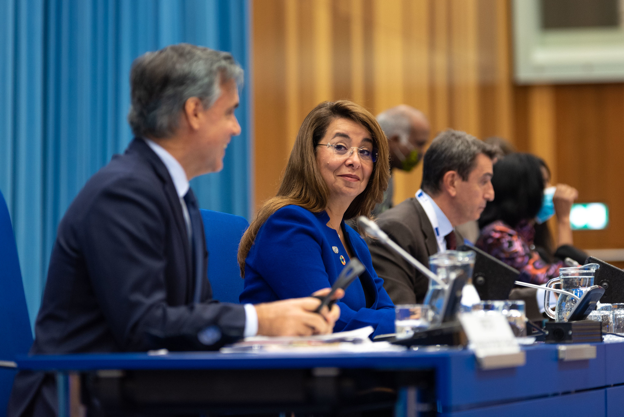 UNODC Executive Director Calls for Stronger International Cooperation, on 10th Session of the Conference of the Parties